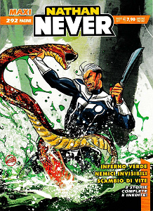Nathan Never Maxi - Volume 17 - Inferno Verde