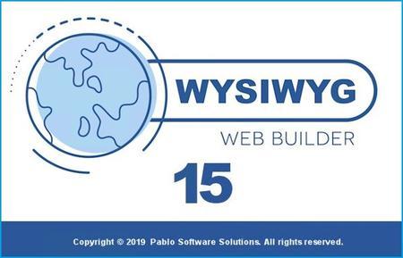 WYSIWYG Web Builder 15.0.5