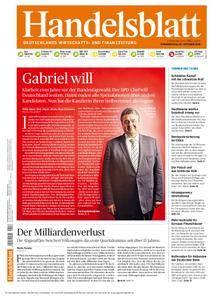 Handelsblatt - 29. Oktober 2015