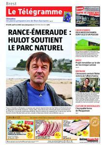 Le Télégramme Brest – 09 mai 2019