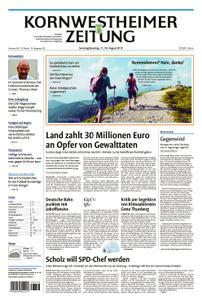 Kornwestheimer Zeitung - 17. August 2019