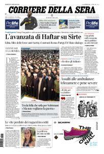 Corriere della Sera – 07 gennaio 2020