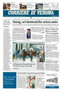 Corriere di Verona - 27 Ottobre 2017