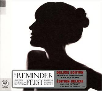 Feist - The Reminder (2007) 2 CDs, Limited Deluxe Edition 2008