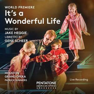 William Burden - Jake Heggie: It's a Wonderful Life (Live) (2017)
