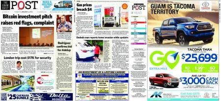 The Guam Daily Post – January 09, 2018