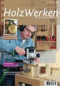 HolzWerken - Juli/August  2018