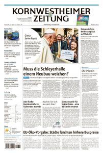 Kornwestheimer Zeitung - 18. April 2019