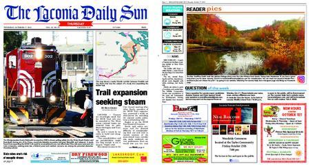 The Laconia Daily Sun – October 17, 2019