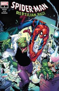 Spider-Man-Reptilian Rage 001 2019 Digital Zone