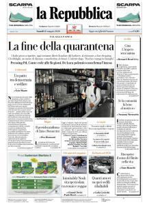 La Repubblica - 18 Maggio 2020