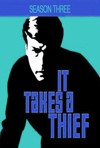 It Takes A Thief - Complete Season 3 (1970)