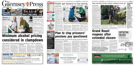 The Guernsey Press – 17 October 2019