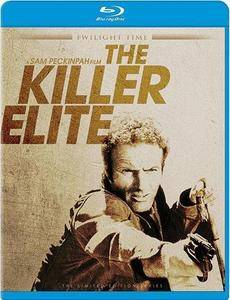 The Killer Elite (1975) + Extras [w/Commentary]