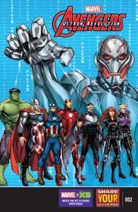 Marvel Universe Avengers - Ultron Revolution 002 2016 Digital Zone-Empire