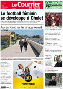 Le Courrier de l'Ouest Cholet – 02 juin 2019