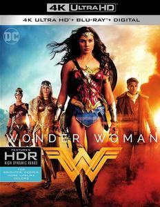 Wonder Woman 4K (2017)