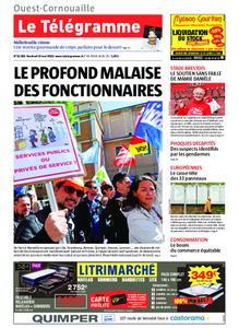 Le Télégramme Ouest Cornouaille – 10 mai 2019