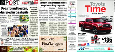 The Guam Daily Post – October 18, 2019