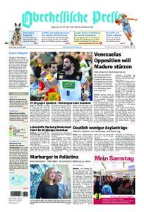 Oberhessische Presse Marburg/Ostkreis - 24. Januar 2019