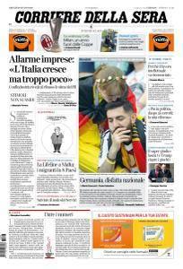 Corriere della Sera - 28 Giugno 2018
