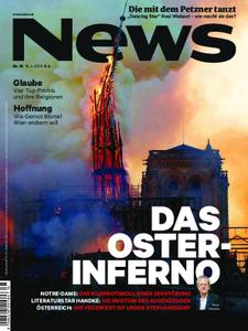 News – 19. April 2019