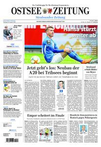 Ostsee Zeitung Stralsund - 19. August 2019