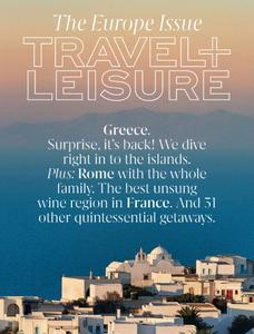 Travel+Leisure USA - May 2019