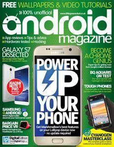 Android Magazine UK - Issue 62 2016