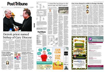 Post-Tribune – November 27, 2019
