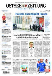 Ostsee Zeitung Wolgast - 20. Juli 2018