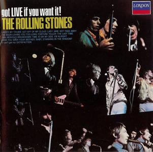 The Rolling Stones - Got Live If You Want It! (1966) [2 Releases]