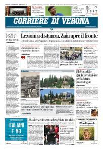Corriere di Verona – 14 ottobre 2020