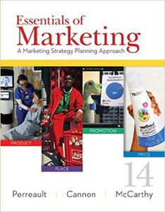 Essentials of Marketing: A Marketing Strategy Planning Approach (repost)