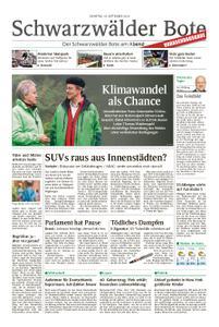 Schwarzwälder Bote Sulz - 10. September 2019