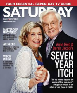 Saturday Magazine – February 22, 2020