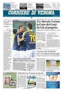 Corriere di Verona - 11 Marzo 2018