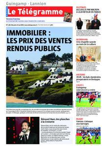 Le Télégramme Guingamp – 12 mai 2019
