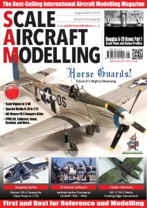 Scale Aircraft Modelling - August 2021