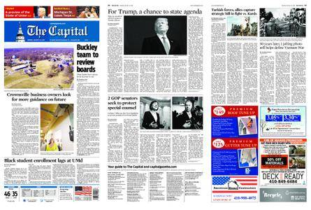 The Capital – January 29, 2018