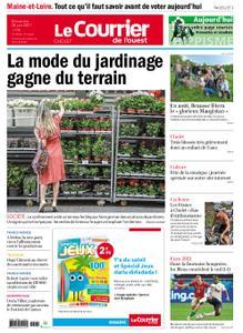 Le Courrier de l'Ouest Cholet – 20 juin 2021