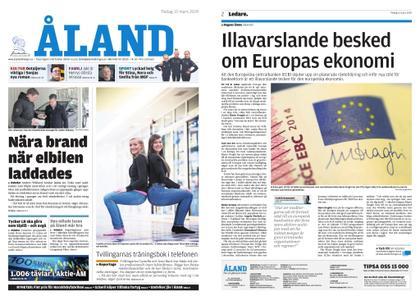 Ålandstidningen – 12 mars 2019