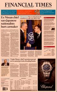 Financial Times UK – 29 November 2019