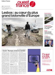 Ouest-France Édition France – 26 mars 2021