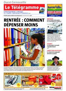 Le Télégramme Ouest Cornouaille – 22 août 2019