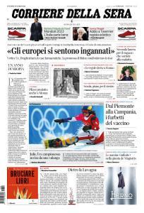 Corriere della Sera - 26 Marzo 2021