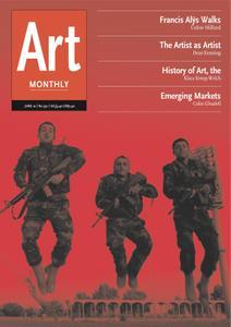 Art Monthly - June 2010   No 337