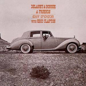 Delaney & Bonnie & Friends with Eric Clapton - On Tour (1970) {1989 Atco}