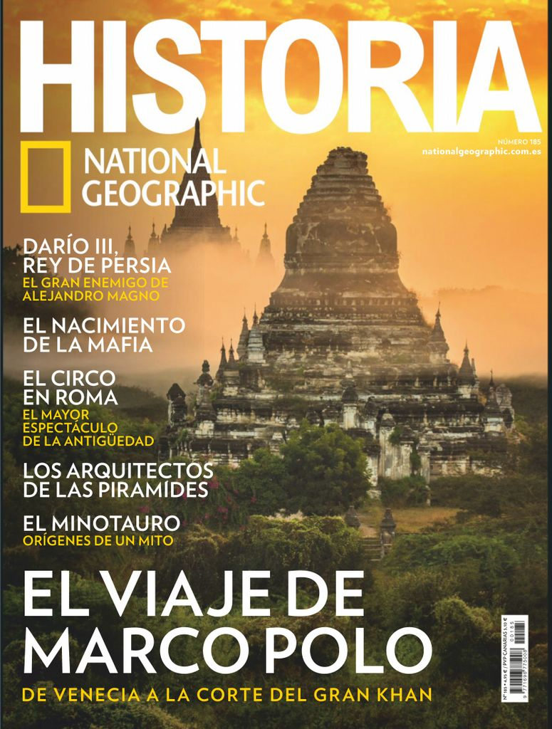 Historia National Geographic - mayo 2019