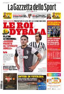 La Gazzetta dello Sport Roma – 15 luglio 2020
